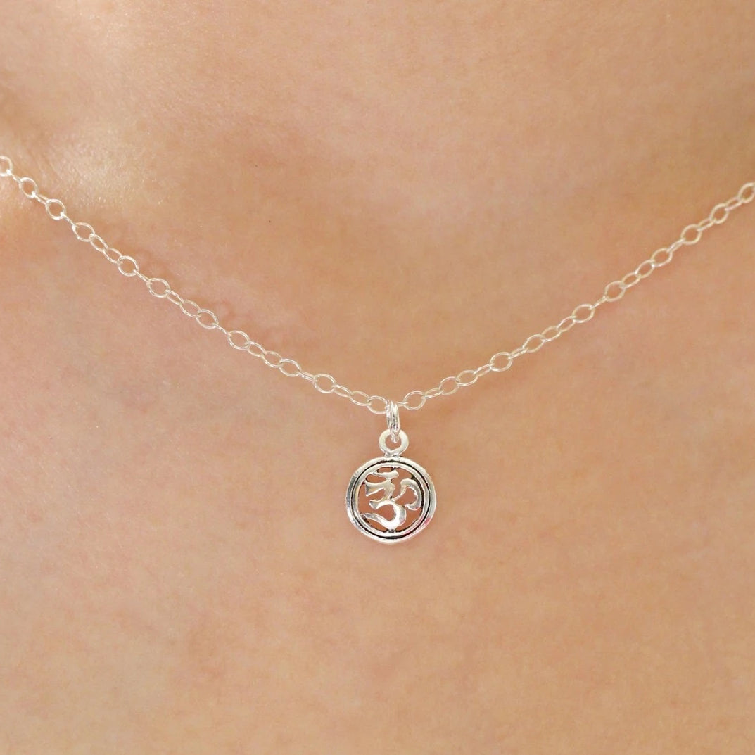 Mini Ohm Necklace