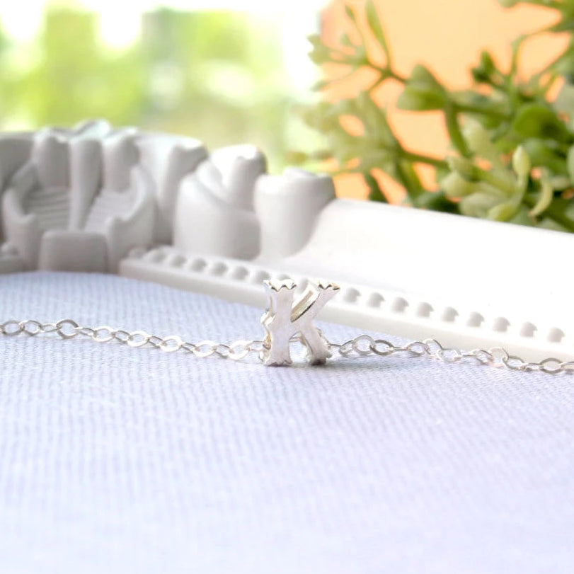 Personalised Letter Necklace