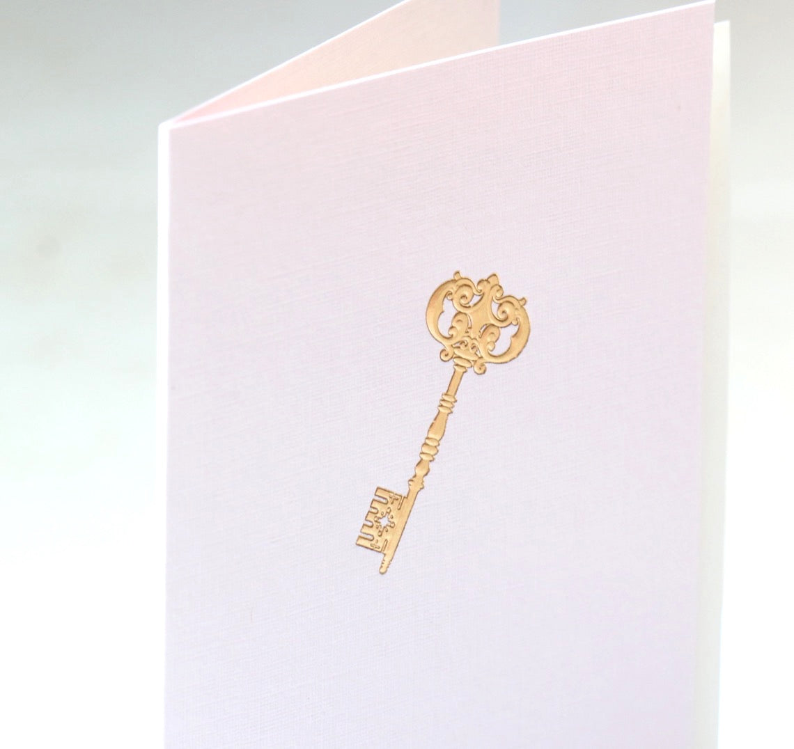 Key Gold Card