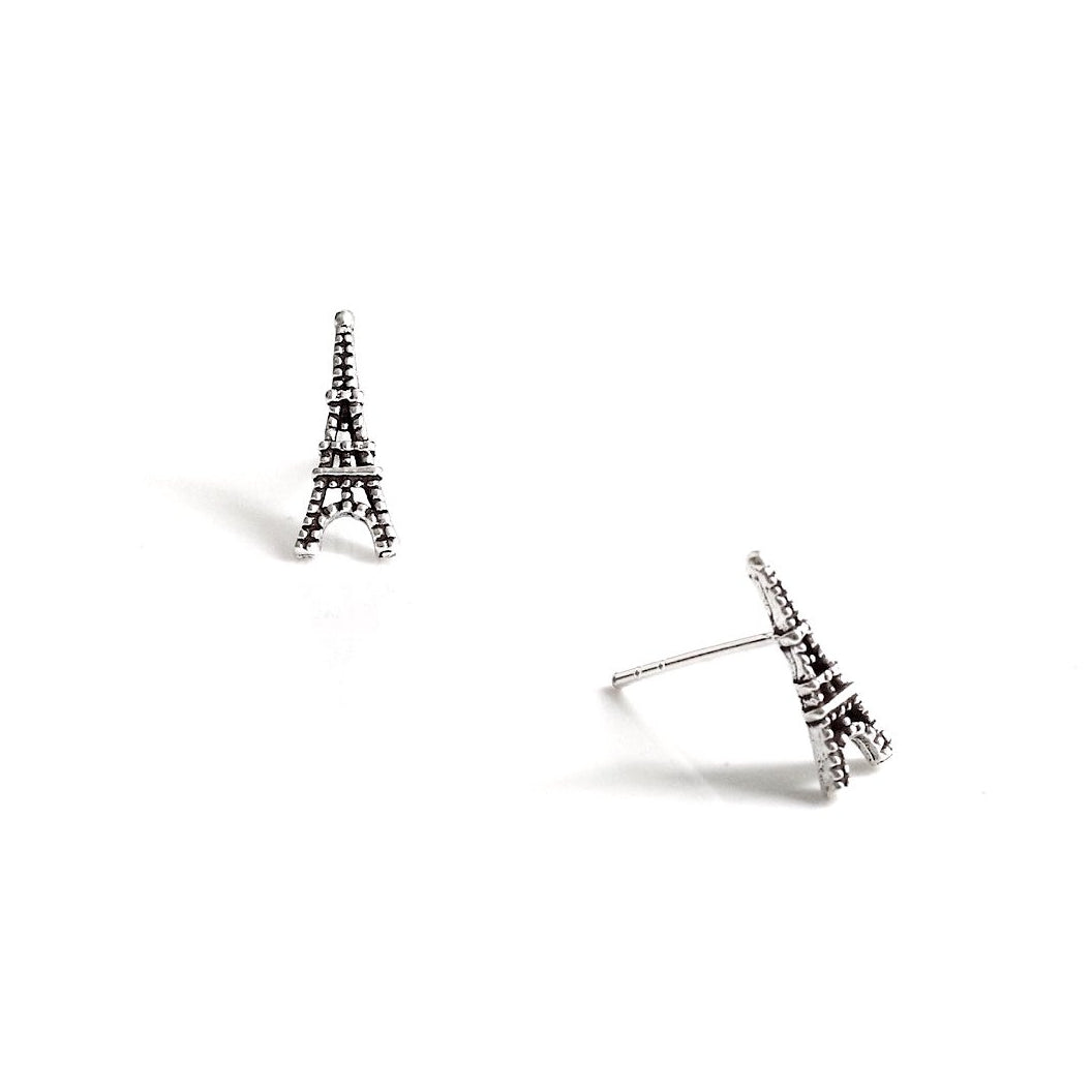 Le Eiffel Stud Earrings