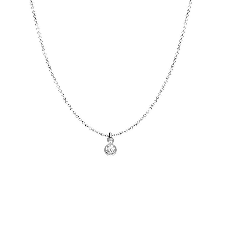 Little Solitaire Choker