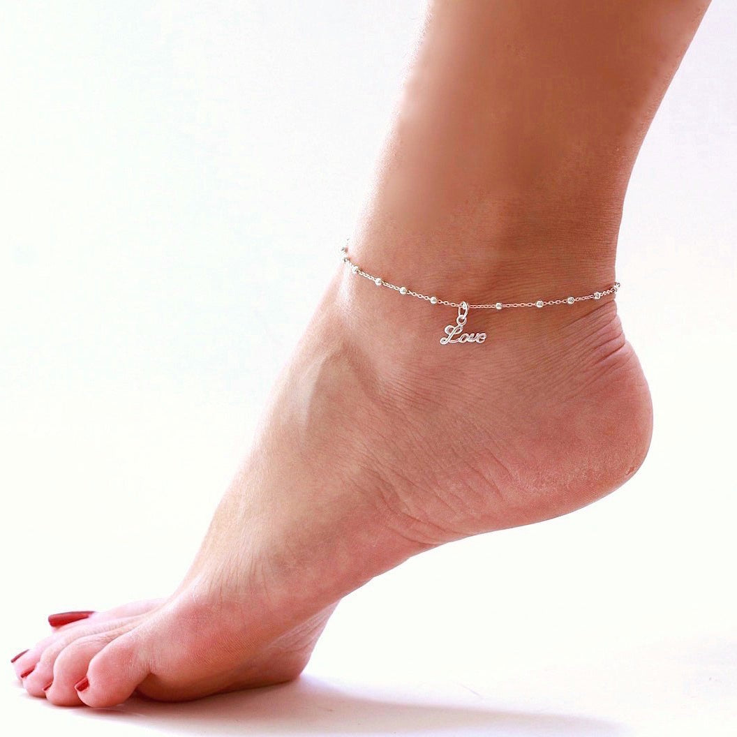 Love Satellite Anklet