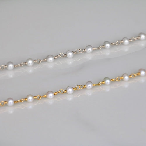 Pearly Ball Bracelet