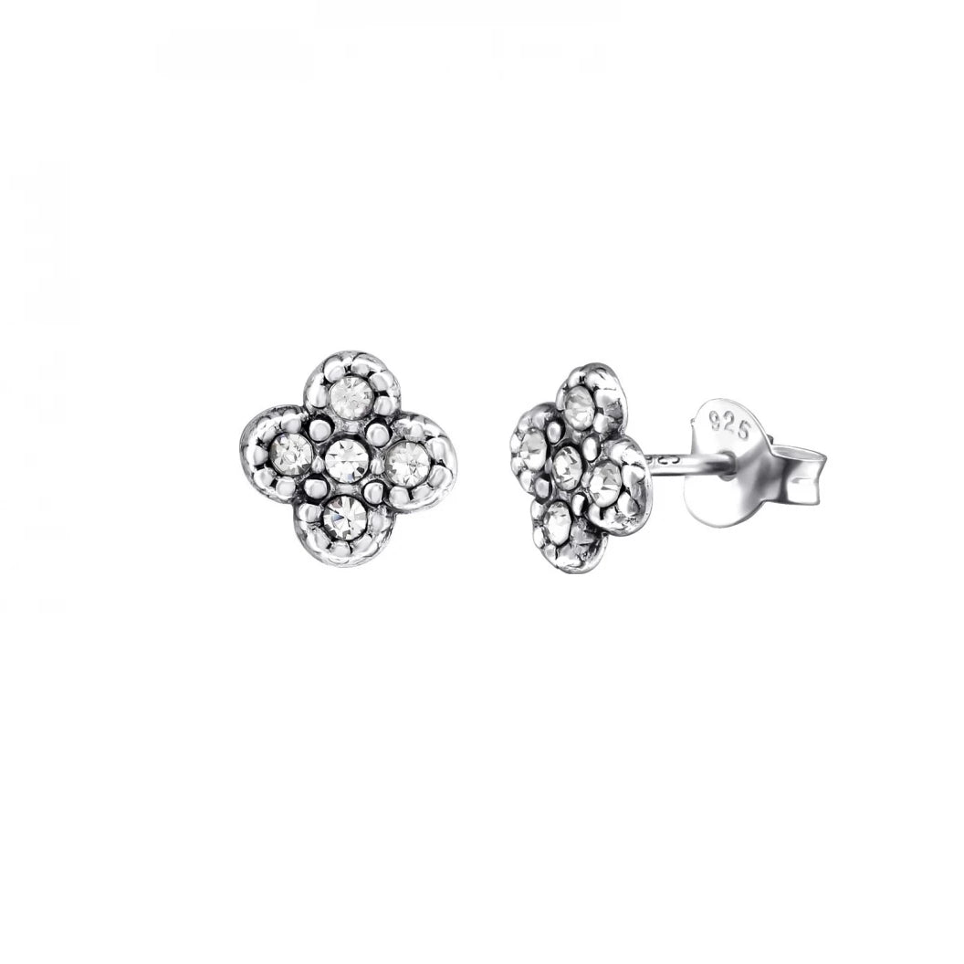Spring Blossom Stud Earrings