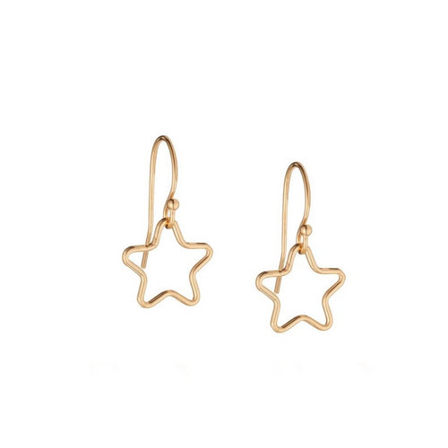 Stellar Drop Earrings