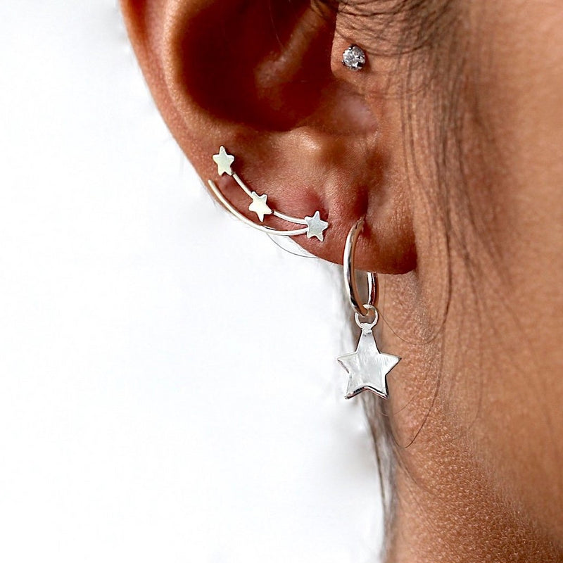 Star Light Ear Climber