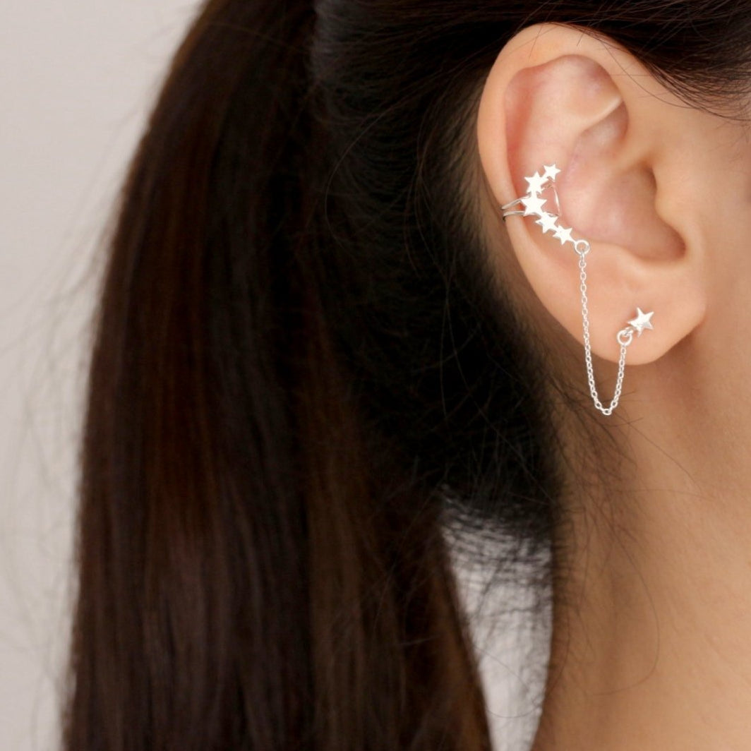 Star Light Ear Cuff