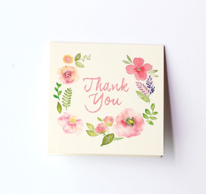 Thank You Card Mini