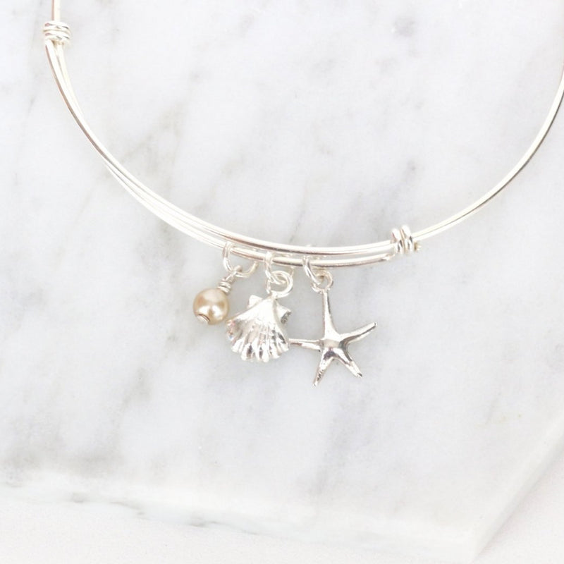 Under the Sea Cuff Bangle