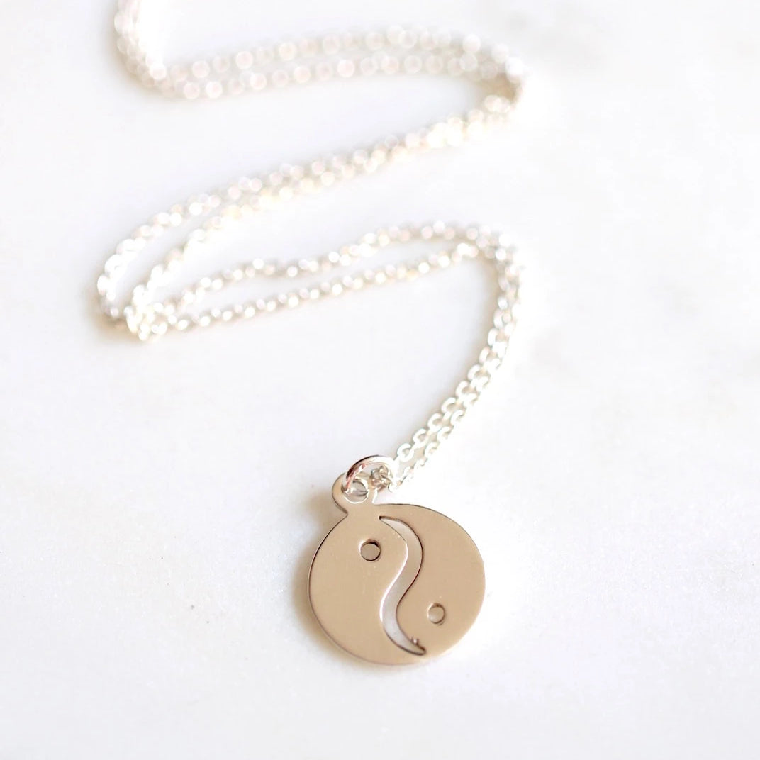 Yin Yang Necklace