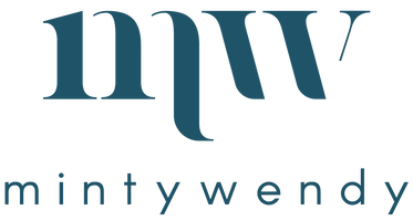 logo Mintywendy PNG