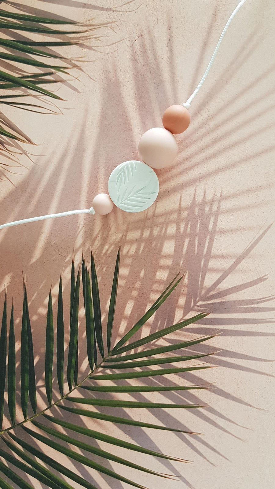Palm Sunrise | Collier d'allaitement