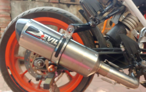 KTM DUKE 390 Full System Exhaust [Year 2017-present]