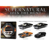 "Hollywood Film Reels Series 2 Supernatural"" 4 Pack (2005 Current TV Series)"