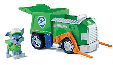 rockys recycling truck
