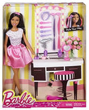 Barbie Nikki Doll Style Your Way Playset