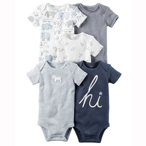 Carter's® Baby Boys 5-Pack Bodysuits