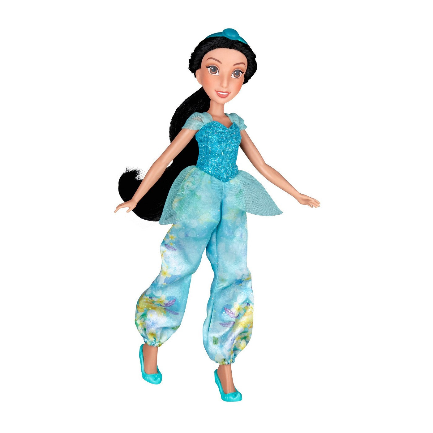 Royal Shimmer Jasmine Fashion, Character, Play Dolls Disney Aladdin