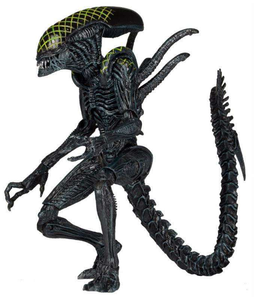 ALIEN VS PREDATOR, GRID ALIEN ACTION FIGURE