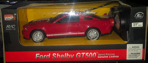 1/24Scale Ford Mustang Shelby GT500 Radio Remote Control Model Car