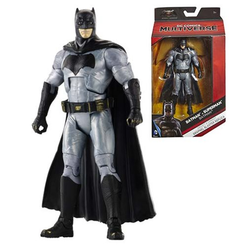 DC Comics Multiverse 6 Inch Action Figure Batman v Superman - Batman