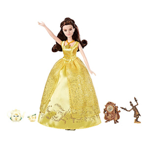 Disney's Beauty and the Beast Deluxe Castle Friends