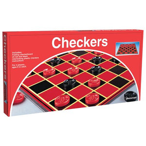 Checkers Folding Board