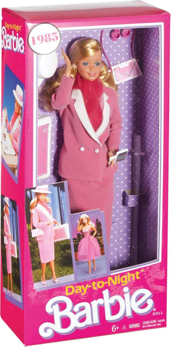 Barbie Day to Night Fashion Doll