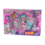 Shopkins Wild Style Bella Bow Bowdie Bear Pack