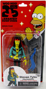 The Simpsons 25th Anniversary 5 Inch Action Figure Series 4 - Steven Tyler