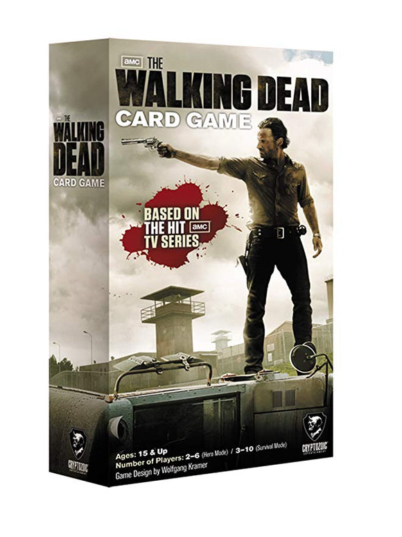 The Walking Dead Card Game
