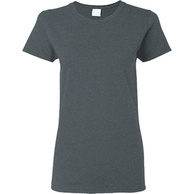 Customizable Gildan Ladies Short Sleeve T-Shirt