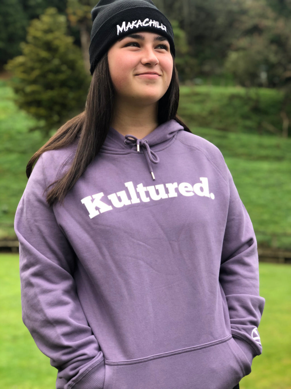 Kultured Original Hoodie: Waiporoporo (Mid Weight)