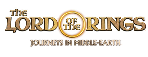 The Lord of the Rings: Journeys in Middle Earth logo