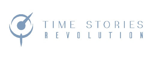 Time Stories Revolution Board Game logo