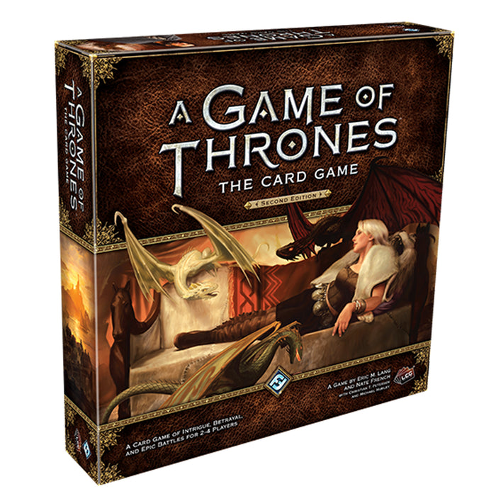 A Game of Thrones the Card Game Core Set