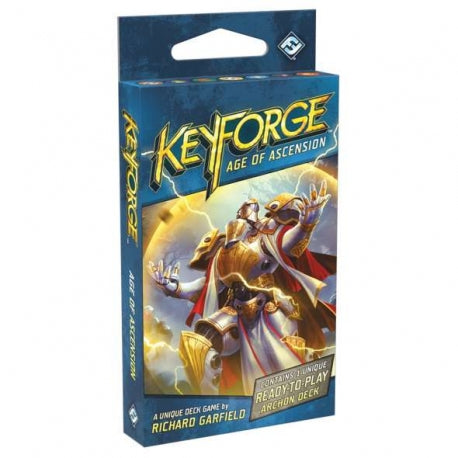 Keyforge: Age of Ascension Deck Display Box