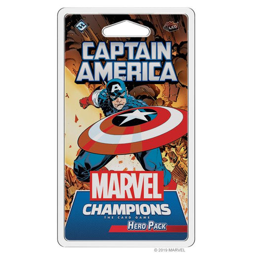 Captain America Hero Pack for Marvel Champions: the Card Game