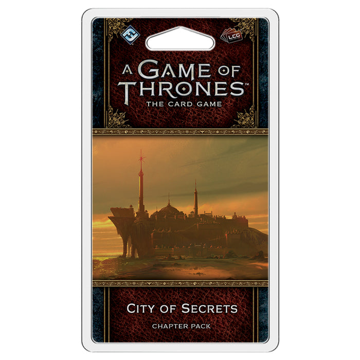 City of Secrets Chapter Pack