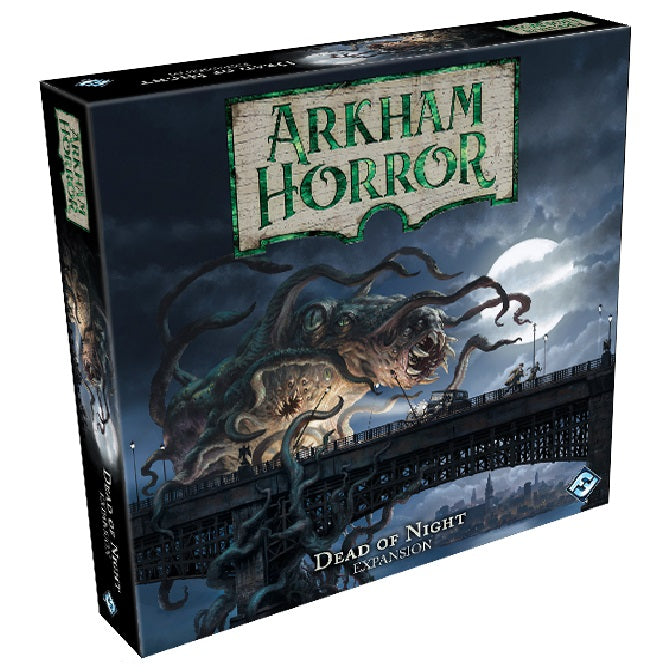 The Dead of Night Arkham Horror Board Game Expansion