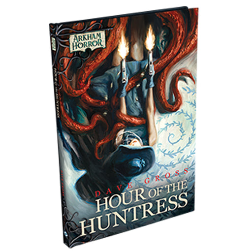 Hour of the Huntress Novel