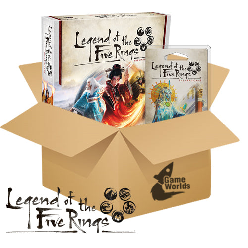 Legend of the Five Rings: the Card Game Subscription