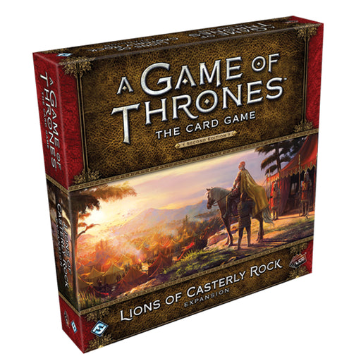 Lions of Casterly Rock Expansion