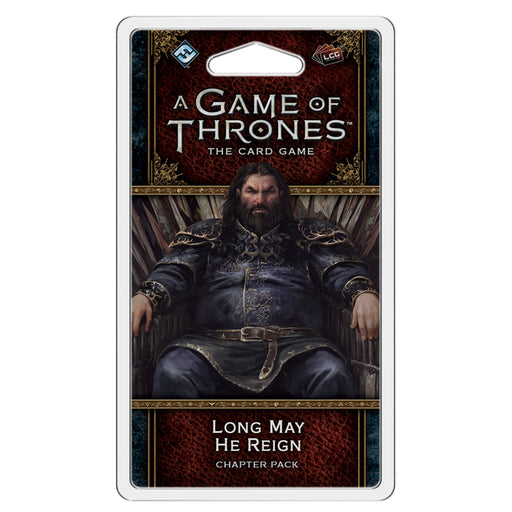 Long May He Reign Chapter Pack