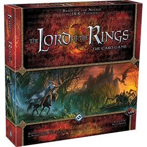 The Lord of the Rings Card Game Core Set