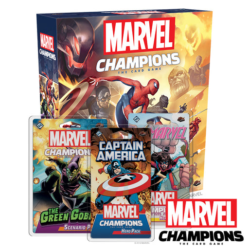 Marvel Champions the card game subscription