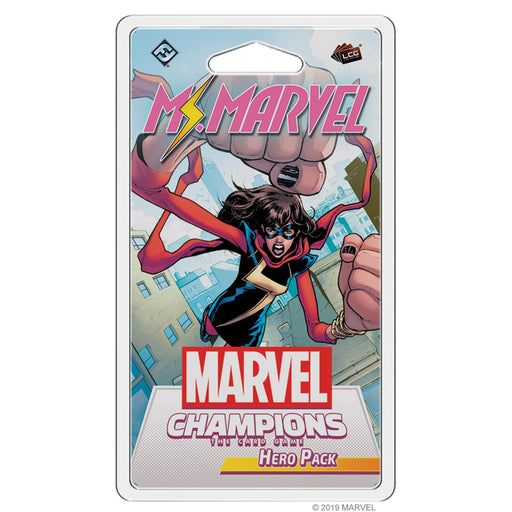 Ms Marvel Hero Pack
