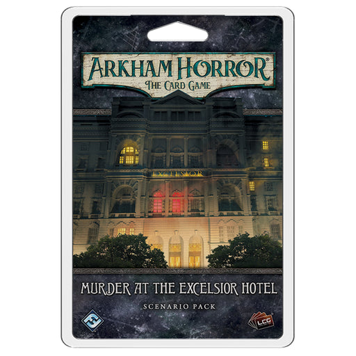 Murder at the Excelsior Hotel Scenario Pack