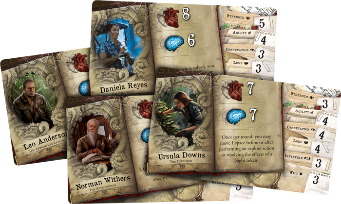 Path of the Serpent Expansion for Mansions of Madness Cards