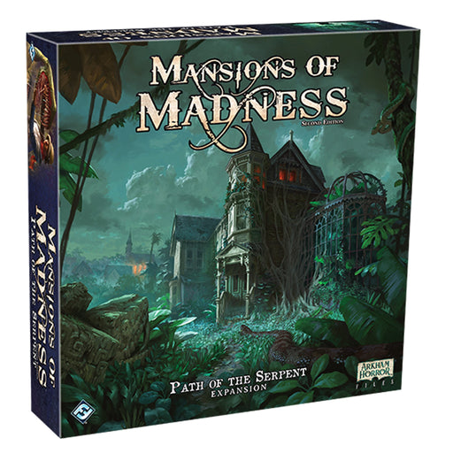 Path of the Serpent Expansion for Mansions of Madness